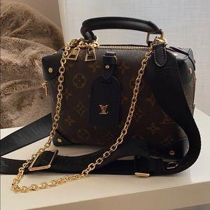 NEW!! Louis Vuitton Petite Malle Souple